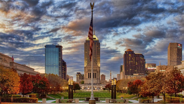 Walk Indianapolis | Self-Guided Audio Tours of Indianapolis ... on